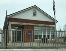 US Post Office Mt Olivet Ky  41064